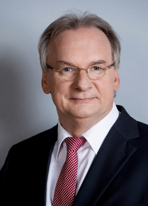 Ministerpräsident Dr. Reiner Haseloff
