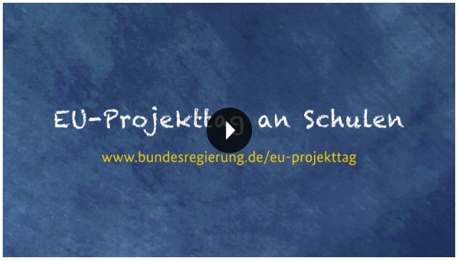 Video zum EU-Projekttag