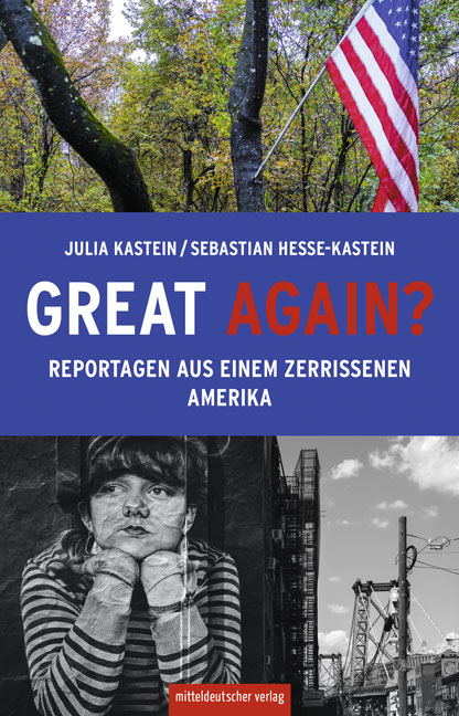 "Cover Buch ""Great Again?"""